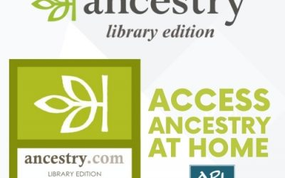 Access Ancestry Library Edition from your home