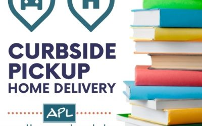 Curbside Pickup & Home Delivery Available