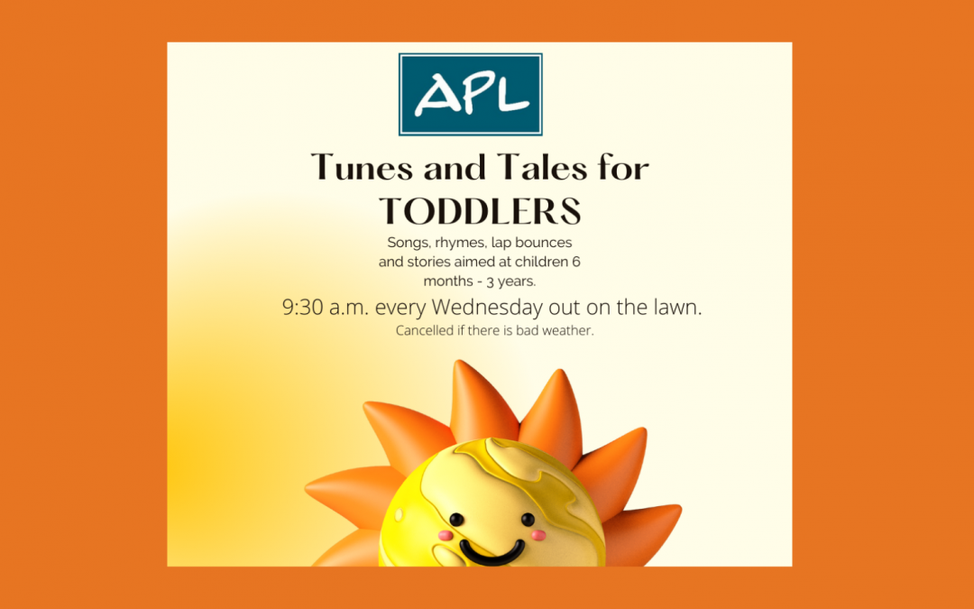 Tunes and Tales for Toddlers