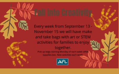 Fall Into Creativity